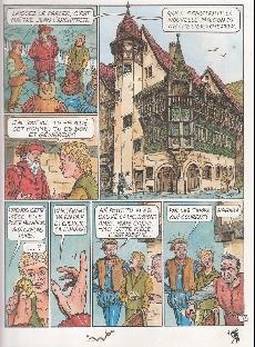 Extrait de Martin Lohrer (Une aventure de) -1- L'or des Unterlinden