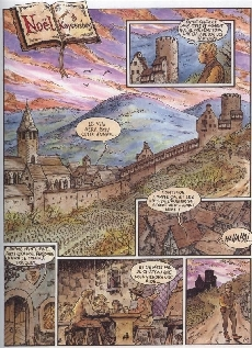 Extrait de Martin Lohrer (Une aventure de) -2- Noël à Kaysersberg