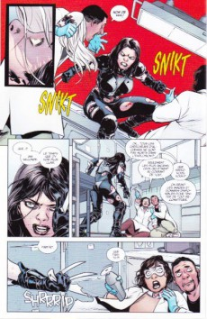 Extrait de All-New Wolverine & X-men -3- Le Monde est un vampire