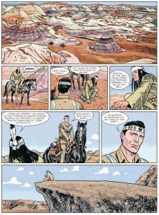 Extrait de Tex (romanzi a fumetti) -3- Painted desert