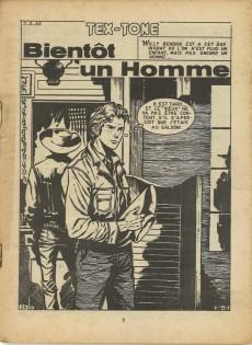 Extrait de Tex-Tone -401- Bientôt un homme