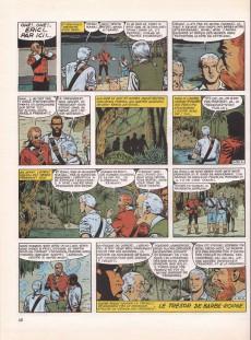 Extrait de Barbe-Rouge -10b1986- Mort ou vif