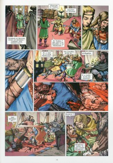 Extrait de Les reines de sang - Frédégonde, la sanguinaire -2- Volume 2/2