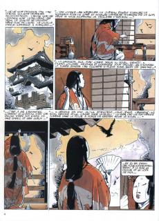 Extrait de Kogaratsu -4a97- Le dos du tigre