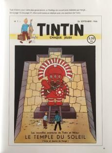 Extrait de (DOC) Journal Tintin -8- La Grande Aventure du journal Tintin - 1946-1988
