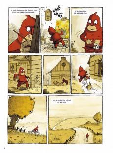 Extrait de Le petit Bourreau de Montfleury - Le Petit Bourreau de Montfleury