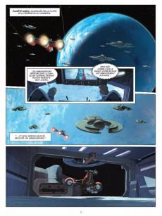 Extrait de Star Wars (Delcourt / Disney) -1- La Menace fantôme