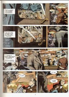 Extrait de De silence et de sang -5a1996- Les 7 piliers du chaos