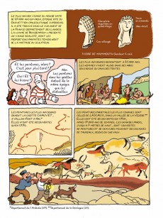 Extrait de L'histoire de l'art en BD -1- De la préhistoire... ...à la Renaissance !