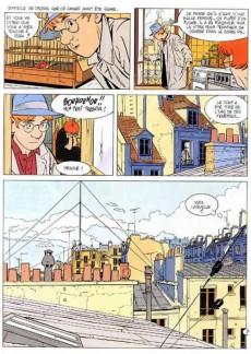 Extrait de Jérôme K. Jérôme Bloche -1a1986- L'ombre qui tue