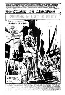 Extrait de Conan le barbare (Éditions Héritage) -51- Poignards et dieux de mort!