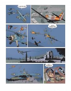 Extrait de Ciel de guerre -4- Opération Torch