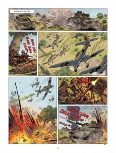 Extrait de Charles de Gaulle (Le Naour/Plumail) -2- 1939 - 1940 L'homme qui a dit non