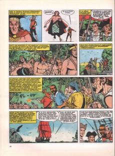 Extrait de Barbe-Rouge -14b1991- Le pirate sans visage