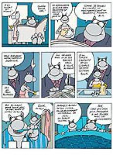 Extrait de Le chat -12a2007- Et vous, chat va?