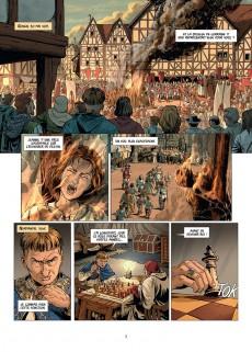 Extrait de Champs d'honneur -2- Castillon - Juillet 1453