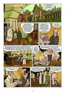 Extrait de Green manor (en anglais) -1- Assassins and gentlemen