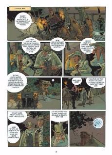 Extrait de Green manor (en anglais) -2- The inconvenience of being dead