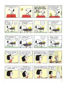 Extrait de Peanuts -6- (Snoopy - Dargaud) -9a09- Invincible Snoopy