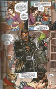 Extrait de Wolverine and the X-Men -3- Rentrée des classes