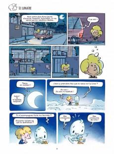 Extrait de Planète Gaspard -1- L'ami imaginaire