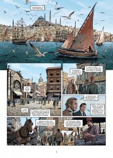 Extrait de Sherlock Holmes - Les Chroniques de Moriarty -2- Accomplissement