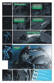 Extrait de Green Arrow (DC Renaissance) -4- Oiseaux de nuit