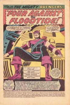Extrait de Marvel Triple Action (1972) -21- Four Against the Floodtide!