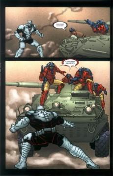 Extrait de Avengers : La Séparation