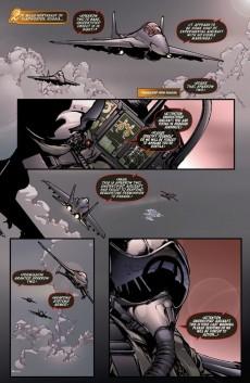 Extrait de Michael Turner's Fathom Vol.5 (Aspen comics - 2013) -6A- Cold Sacrifice