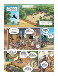 Extrait de Amazonie (Kenya - Saison 3) -1- Épisode 1