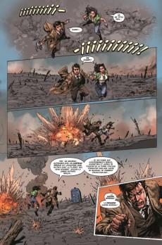Extrait de Doctor Who - Les nouvelles aventures du dixième docteur -2- Les anges pleureurs de Mons