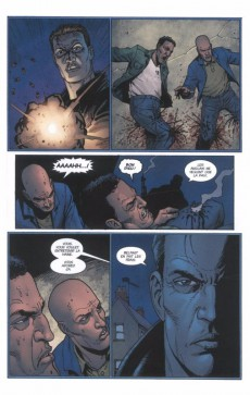 Extrait de Punisher (Marvel Icons) -1- Tome 1