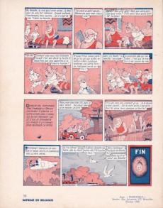 Extrait de Bob et Bobette -10a1956- Le joueur de tamtam