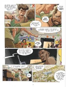 Extrait de Rio (Rouge/Garcia) -2- Les Yeux de la favela