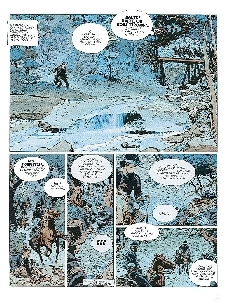Extrait de Blueberry (La Jeunesse de) -6b2003- Le raid infernal
