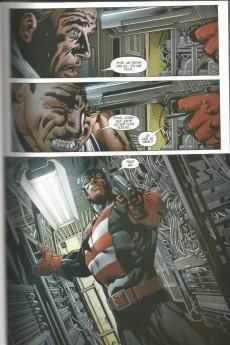 Extrait de Secret Avengers (Marvel Deluxe) -2- Sauver le monde