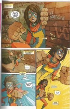 Extrait de Ms. Marvel -4- Super célèbre