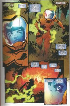 Extrait de Avengers Arena -1- Alliés Mortels