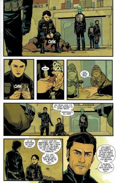 Extrait de Poe Dameron (2016) -5- Book I, Part V : Lockdown