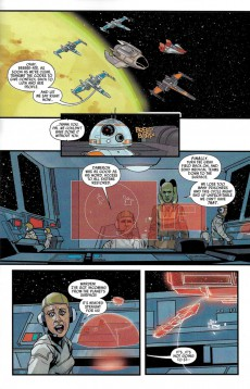Extrait de Poe Dameron (2016) -6- Book I, Part VI : Lockdown