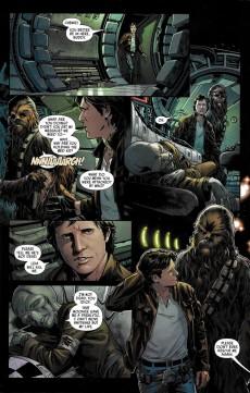 Extrait de Han Solo (2016) -3- Han Solo Part III