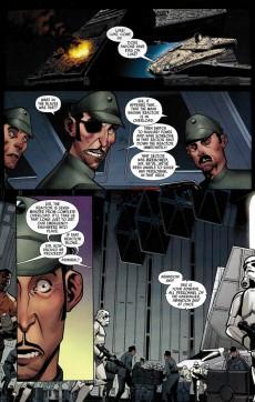 Extrait de Star Wars Vol.2 (Marvel comics - 2015) -22- Book V, Part II : The Last Flight Of The Harbinger