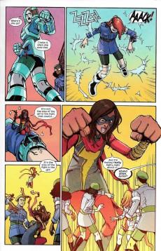 Extrait de Ms. Marvel (2016) -10- Civil War II - Ms. Marvel