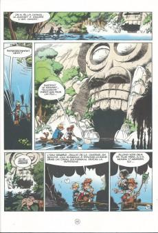 Extrait de Spirou et Fantasio -41b02- La vallée des bannis