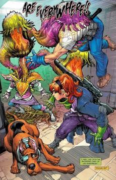 Extrait de Scooby Apocalypse (2016) -5- The Siege!