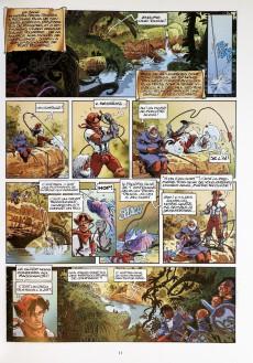 Extrait de Lanfeust de Troy -8b11- La bête fabuleuse