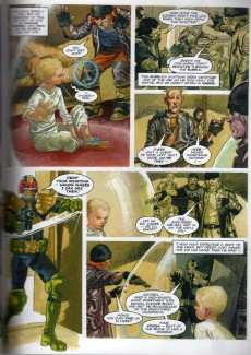 Extrait de Judge Dredd (Collections) (2004) -INT- Day of chaos : Fallout