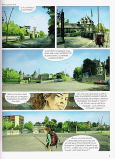 Extrait de Les chemins de Compostelle -3- Notre-Dame