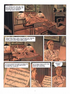 Extrait de Sherman -7- Le dernier acte de Ludwig. Londres